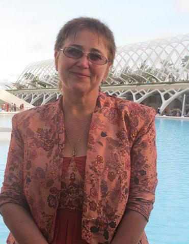 Шибанова Светлана
