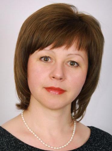 Надія Пашкевич